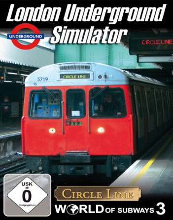 World of Subways 3 – Circle Line London