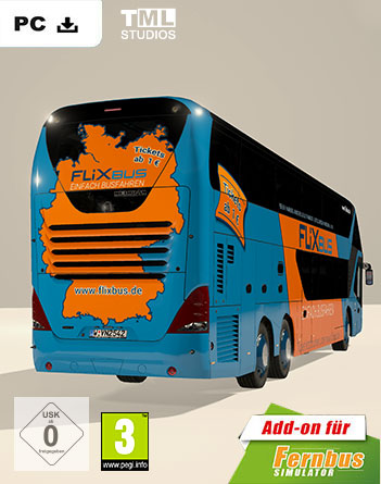 Fernbus Simulator – Repaint Package