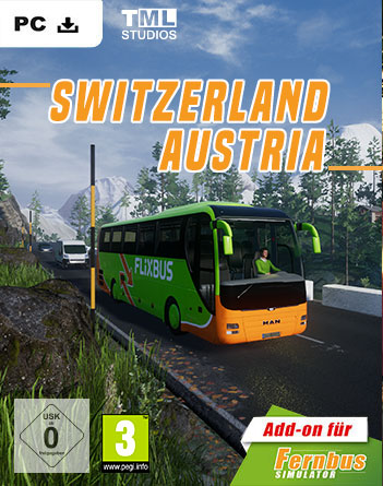 Fernbus Simulator – Austria/Switzerland