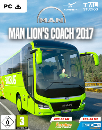 Fernbus Simulator MAN Lion's Coach 3rd Gen