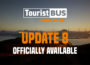 Update 8 für den Tourist Bus Simulator