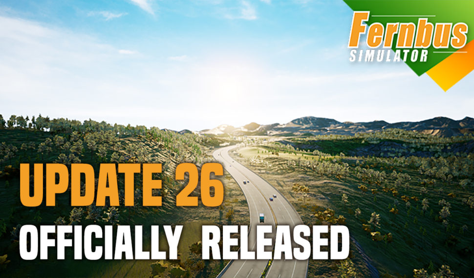 Update 26 for Fernbus Simulator