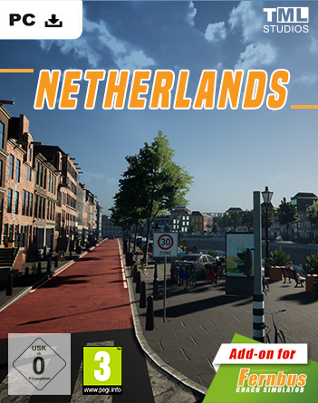 Fernbus Simulator Netherlands