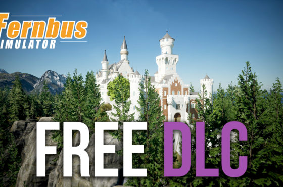 Free DLC for Fernbus Simulator