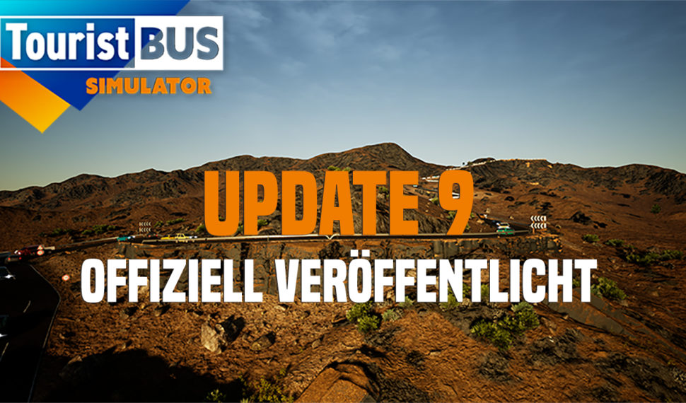 Update 9 für Tourist Bus Simulator