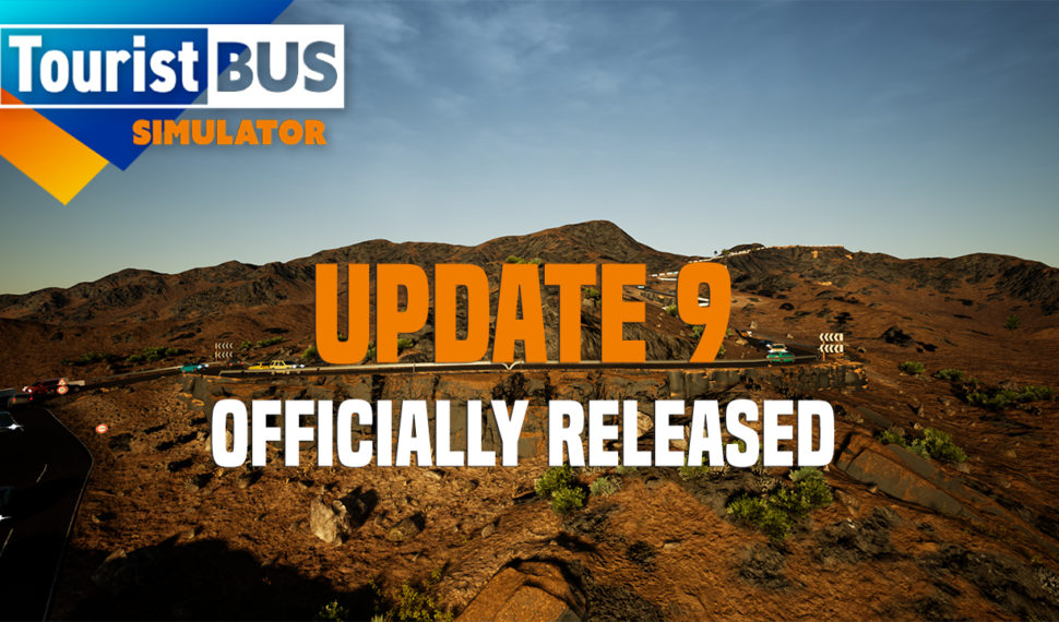 Update 9 for Tourist Bus Simulator