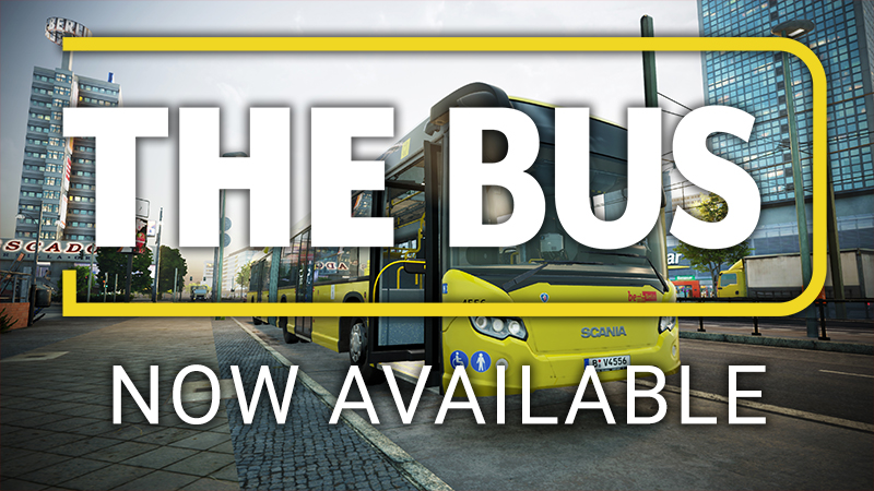 The Bus – Happy Release Day!