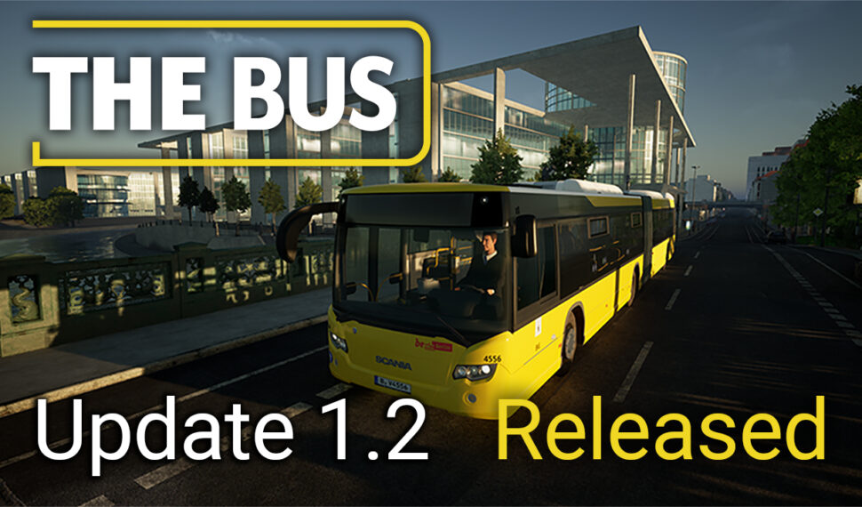 The Bus – Update 1.2